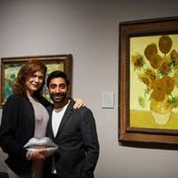 Jasmine Guinness and Atul Pathak