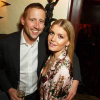 George Frost and Lady Kitty Spencer