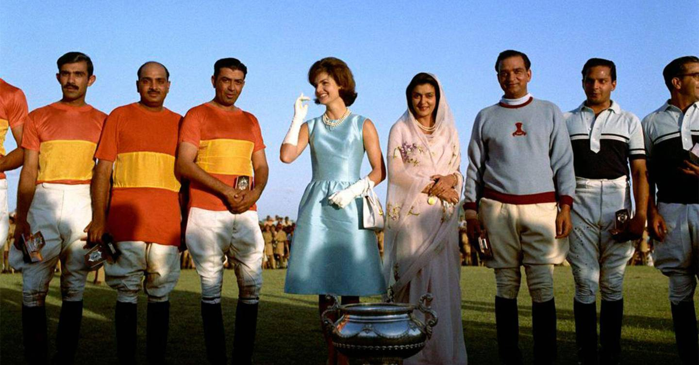 Who have been the social power power players in the glamorous House of Jaipur?