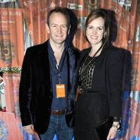 Alexander Armstrong and Hannah Bronwen Snow