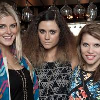 Ashley James, Lilah Parsons and Pips Taylor