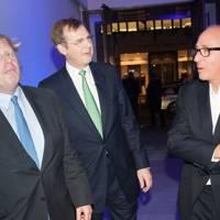 Boris Johnson, Robert Brooks and Alex Lifschutz