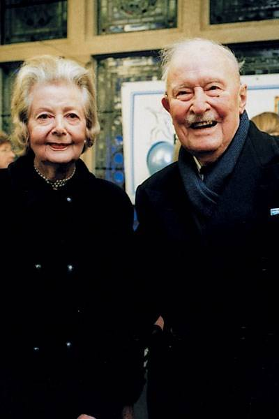 Lord and Lady Michael Fitzalan Howard