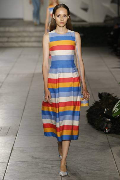 Carolina Herrera at New York Fashion Week S/S18