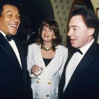 Bruce Oldfield, Lady Lloyd Webber and Sir Andrew Lloyd Webber