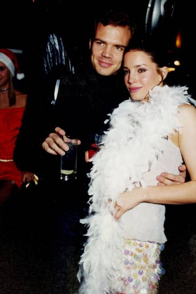 Julien Sevaux and Natasha Elms