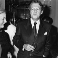 Princess George Galitzine and Jean Bergeron