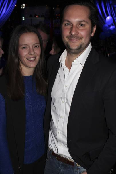 Rose Simmonds and Oliver Tomalin