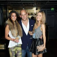 Stephanie Smart, Carlo Carello and Alexandra Bayley