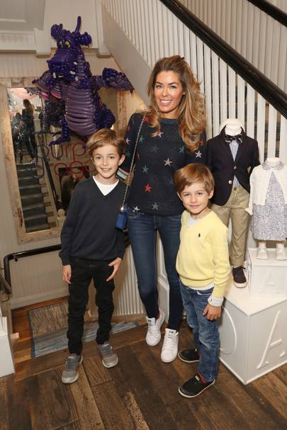 Harry Stanbury, Sophie Stanbury and Finn Stanbury