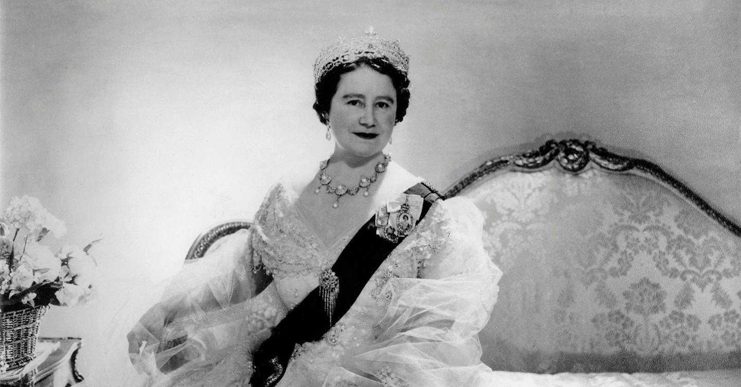 A look back at the Queen Mother's fascinating life in pictures on anniversary of her birth