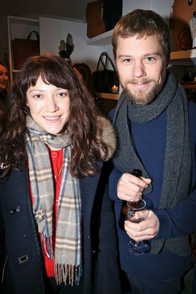 Georgina Hutchinson and Simon Murphy