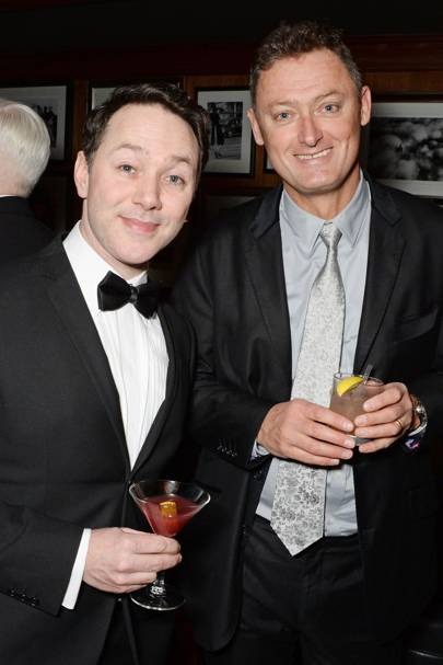 Reece Shearsmith and Jeff Pope