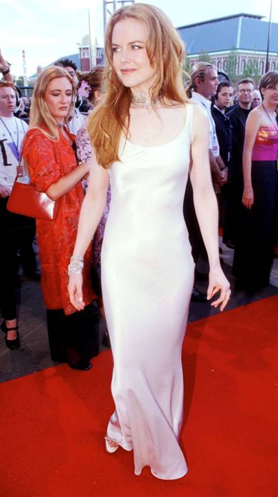 At the Fox Studios Australia opening, 1999