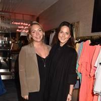Kristina Kuhnke and Amanda Belcourt