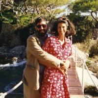 John Landis and Mrs John Landis