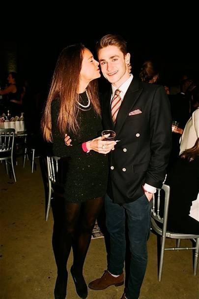 Francesca Heartfield and Jack Merriman