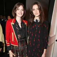 Sam Rollinson and Matilda Lowther