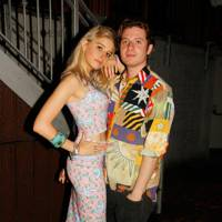 Dominic Jones and Phoebe Lettice-Thompson