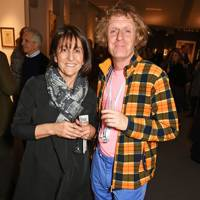Juli Beattie and Grayson Perry