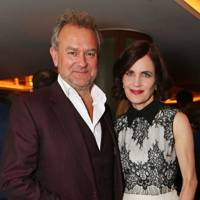 Hugh Bonneville and Elizabeth McGovern