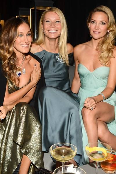 Sarah Jessica Parker, Gwyneth Paltrow and Kate Hudson