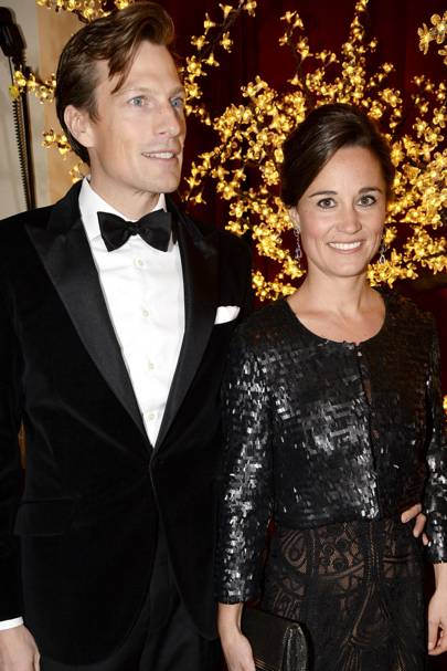 Nico Jackson and Pippa Middleton