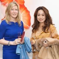 Helen Park-Weir and Terumi Yanase