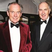 Sir Simon Jenkins and Sir Peter Osborne