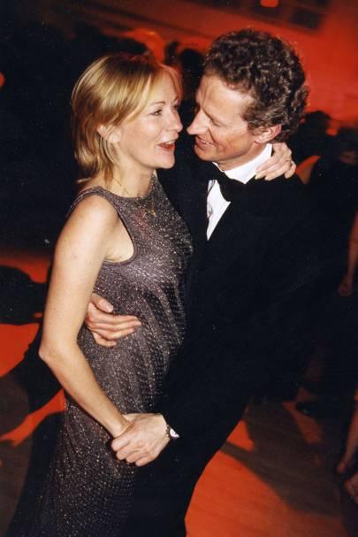 Mrs Jeremy Alun-Jones and Jeremy Alun-Jones