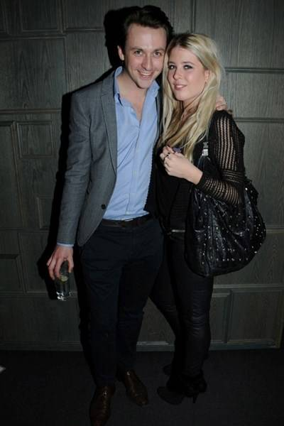 Oscar Ligenza Mildenhall and Gracie Egan