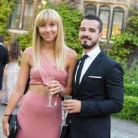 Elisabetta Garletti and Daniel Alexandru Chiritoiu