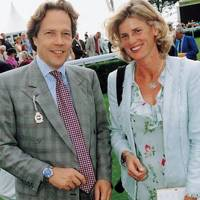 Earl of March and Kinrara and Mrs Luca Cumani