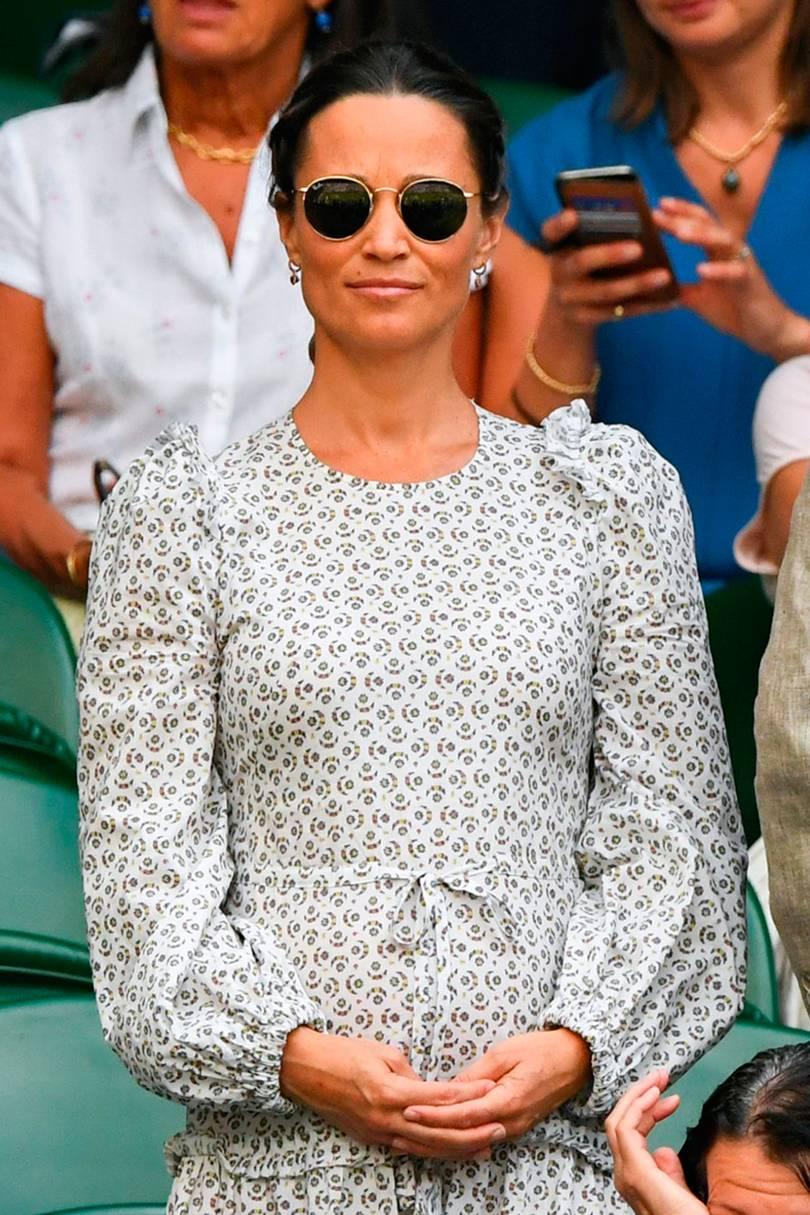 Pippa Middleton uses meditation during pregnancy | Tatler
