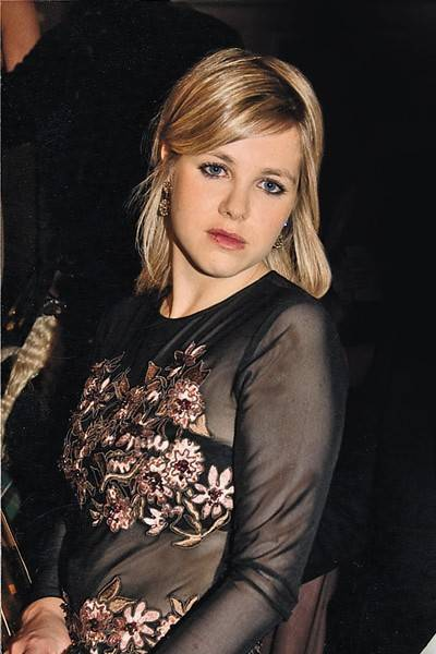 Harriet Nicholls