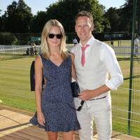 Zoe Hobbs and Brendan Cole