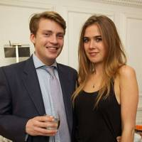 Jessica Naylor-Leyland and Charlie Henderson