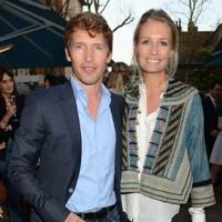James Blunt and Sofia Blount