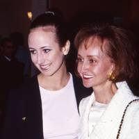 Lady Victoria Hervey and Yvonne, Marchioness of Bristol