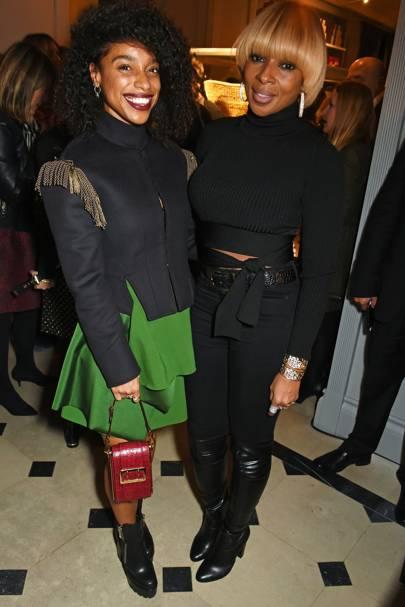 Lianne La Havas and Mary J Blige