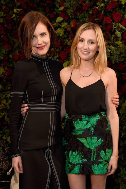 Elizabeth McGovern and Laura Carmichael
