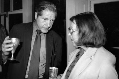 Marvin Cohen and Ann Barr