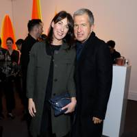 Samantha Cameron and Mario Testino