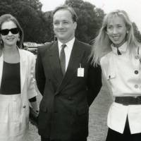 Kate Reardon, The Hon Rupert Fairfax and Catrina Skepper