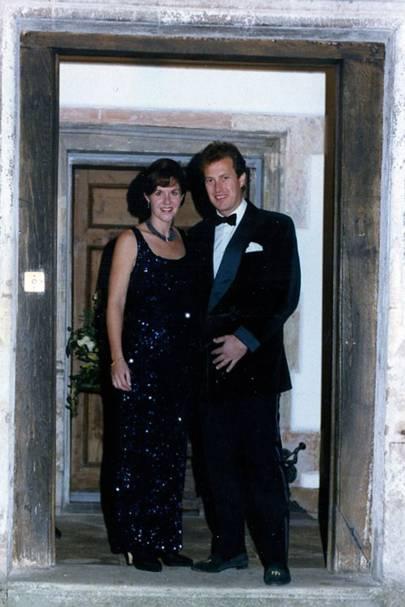 Lady Ivar Mountbatten and Lord Ivar Mountbatten