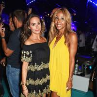 Saskia Boxford and Cathy Guetta