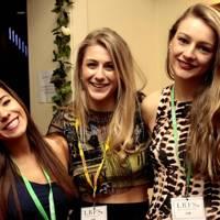 Lucy Zarza, Stephanie Nicolaides and  Ciara O'Keeffe O'Donovan