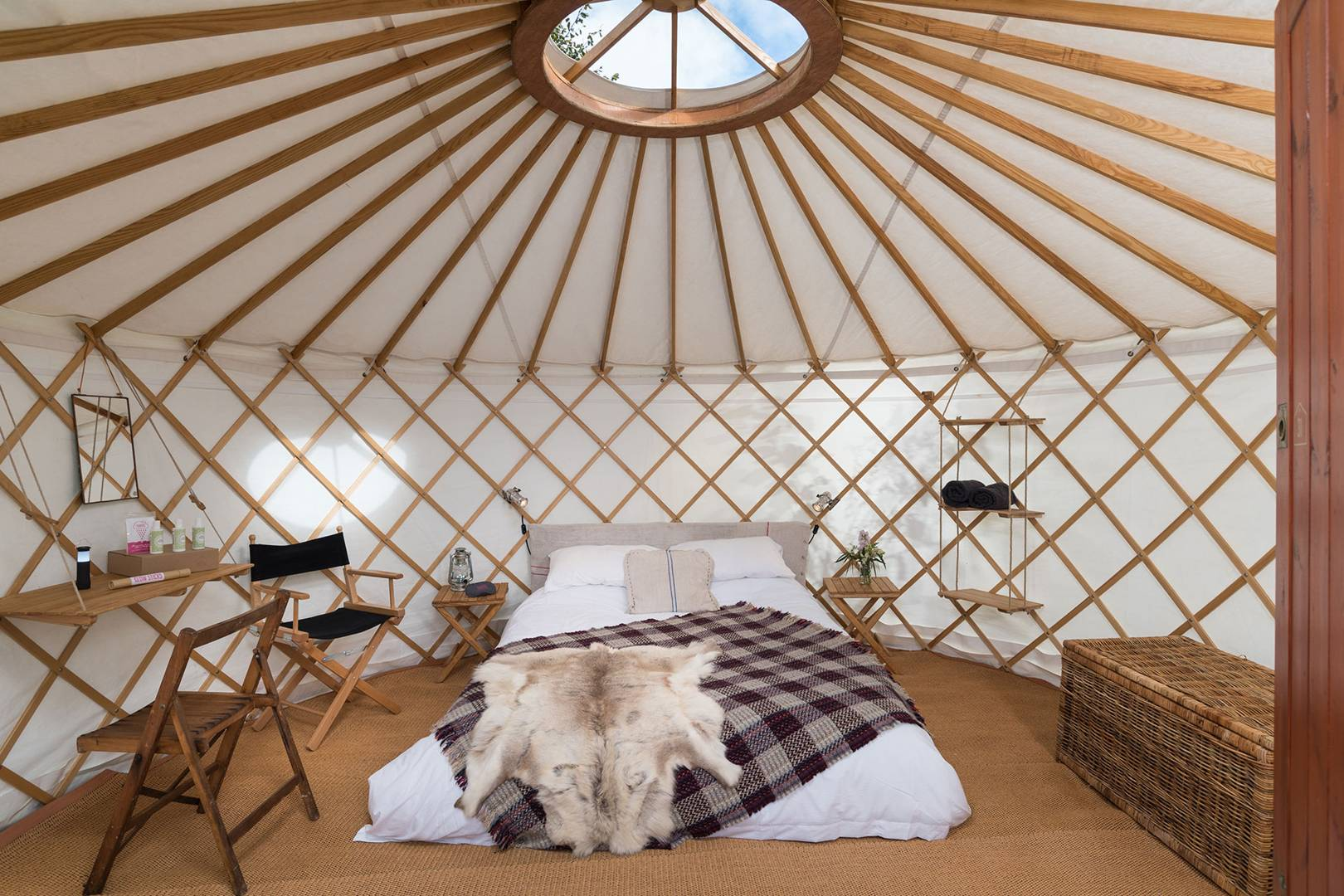 Going to Glastonbury 2020? These are the chicest places to stay