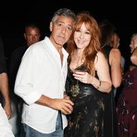 George Clooney and Charlotte Tilbury