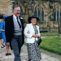 The Hon Gerald Turton and Mrs Peter Catmur